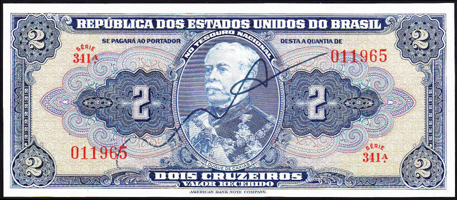 Brazil Paper Money http://www.numismondo.net/pm/bra/index132.htm