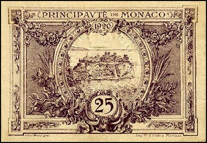 Monaco Currency. The paper currency of Monaco shown. Currency ...