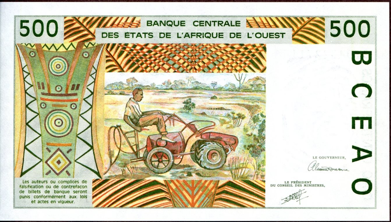 Niger Currency